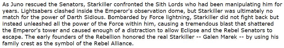 Starkiller (TFU 2) vs ROTJ Vader - Page 3 Starki10