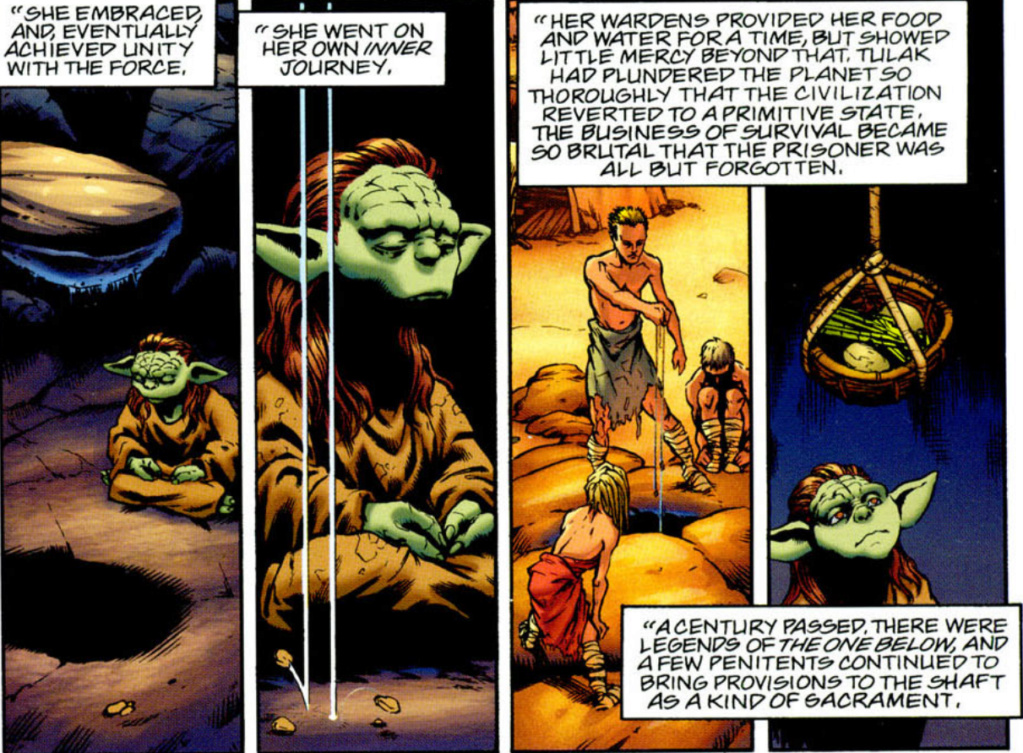Starkiller (TFU 2) vs ROTJ Vader - Page 3 Yaddle12