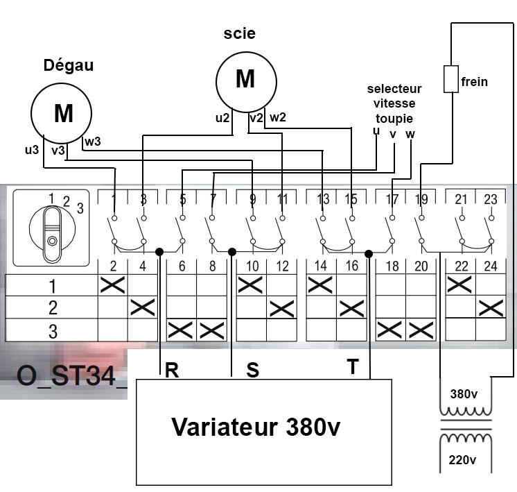 mise en marche d'un combiné SCM C30N - Page 2 Schema14