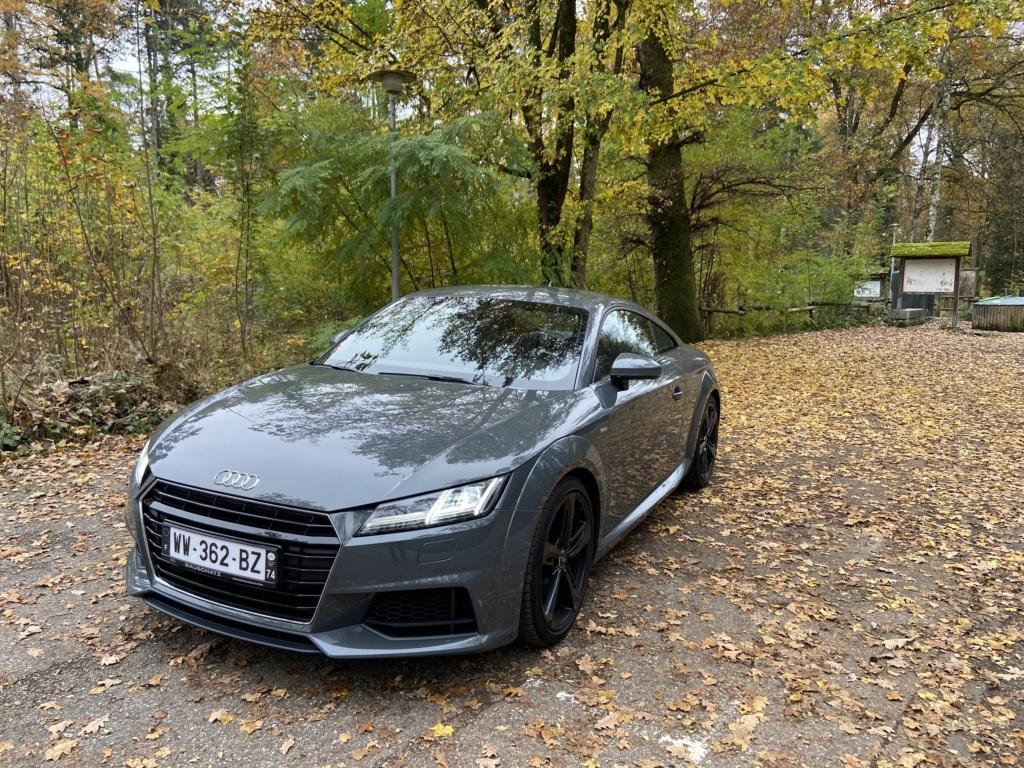 Présentation de mon Audi TT 230ch  Img_8910
