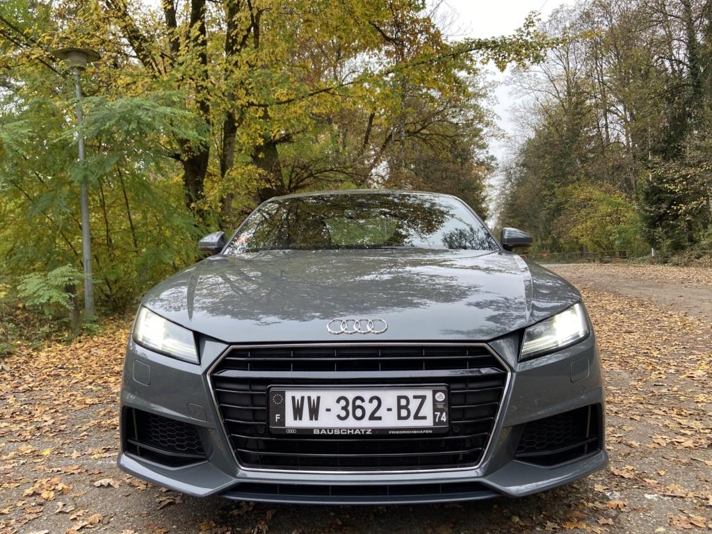Présentation de mon Audi TT 230ch  Img_8911