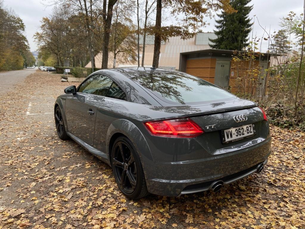Présentation de mon Audi TT 230ch  Img_8913