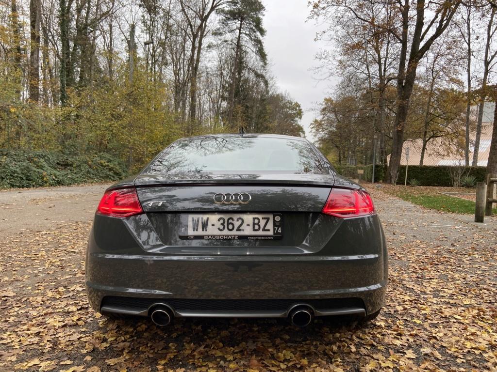 Présentation de mon Audi TT 230ch  Img_8914