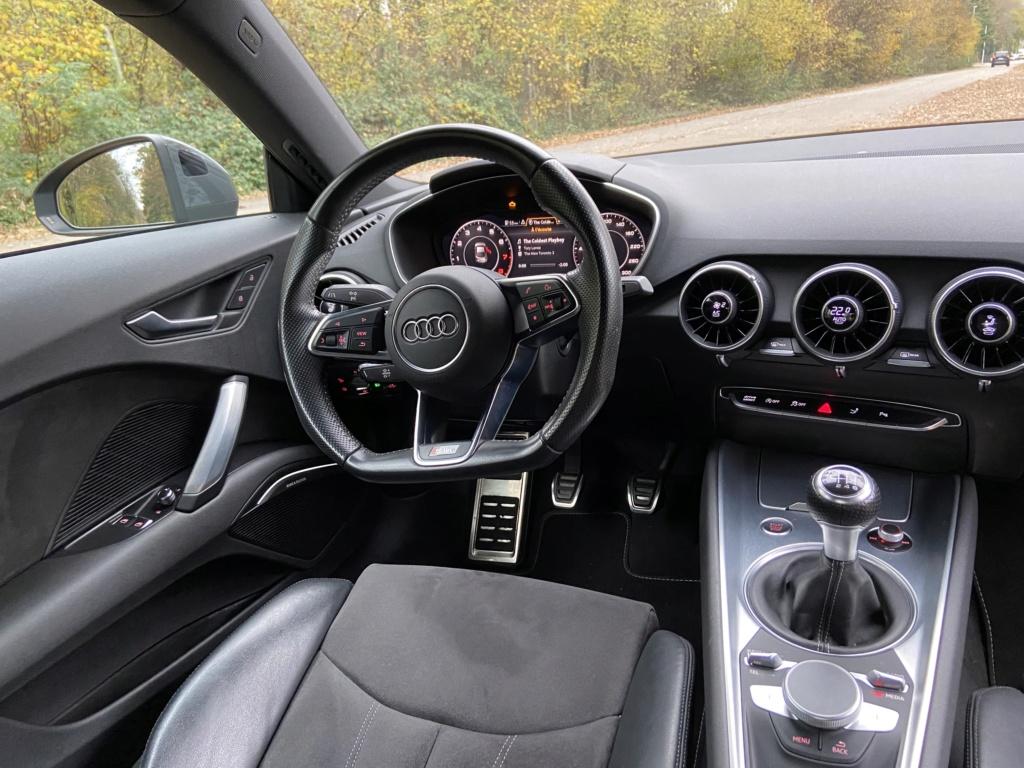 Présentation de mon Audi TT 230ch  Img_8916