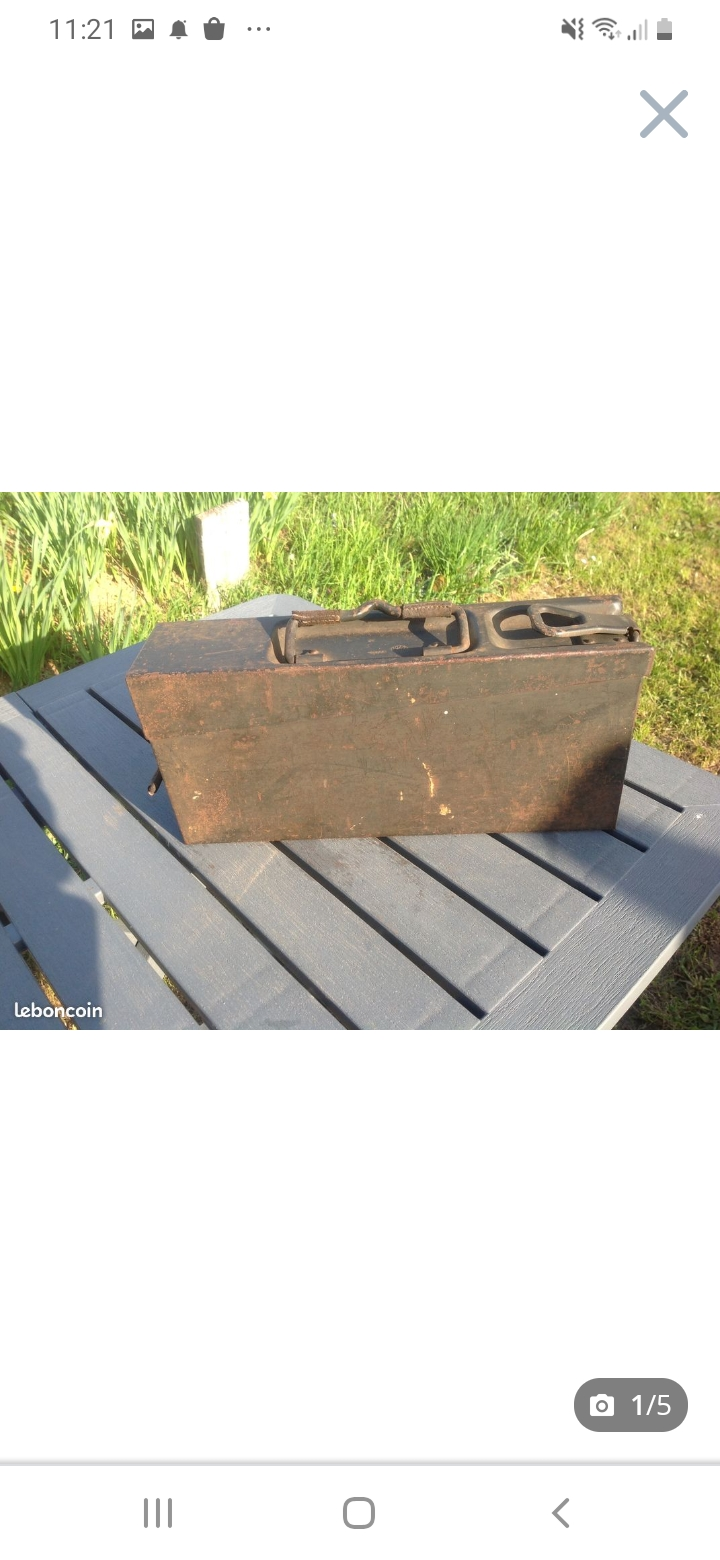 Caisse MG42  Screen25