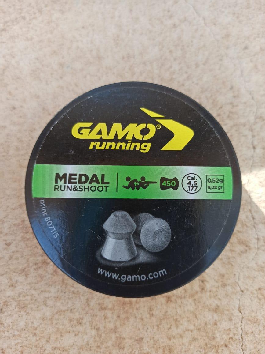 Résultats de tir variables selon munition Gamo_m10
