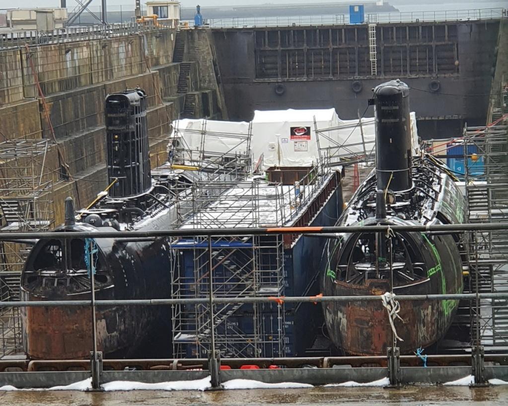 [Autre sujet Marine Nationale] Démantèlement, déconstruction des navires - TOME 2 - Page 12 2021-013