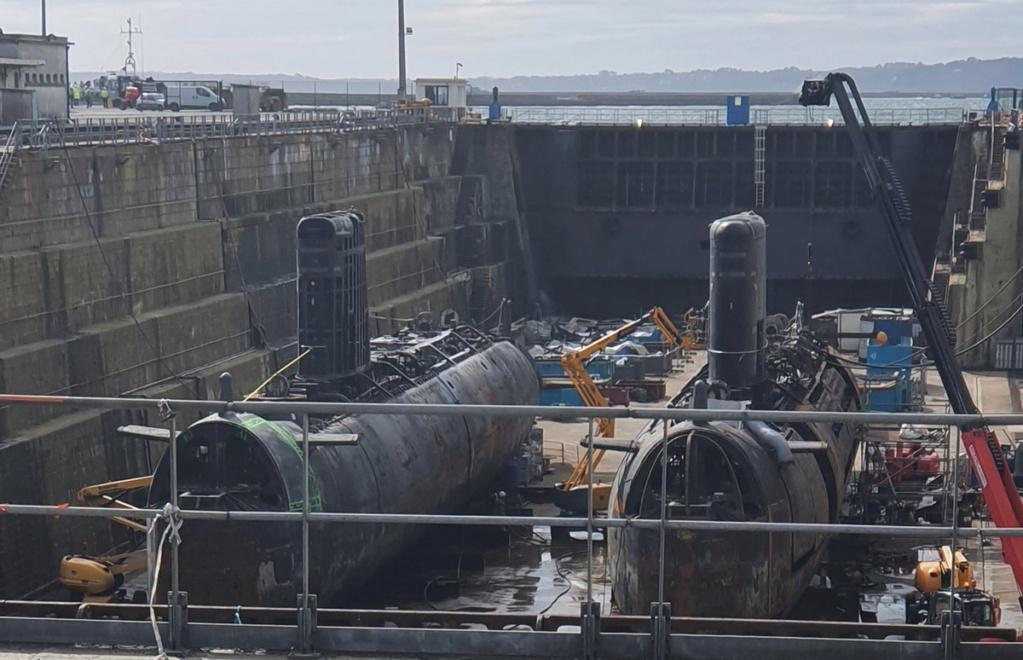 [Autre sujet Marine Nationale] Démantèlement, déconstruction des navires - TOME 2 - Page 14 2021-017