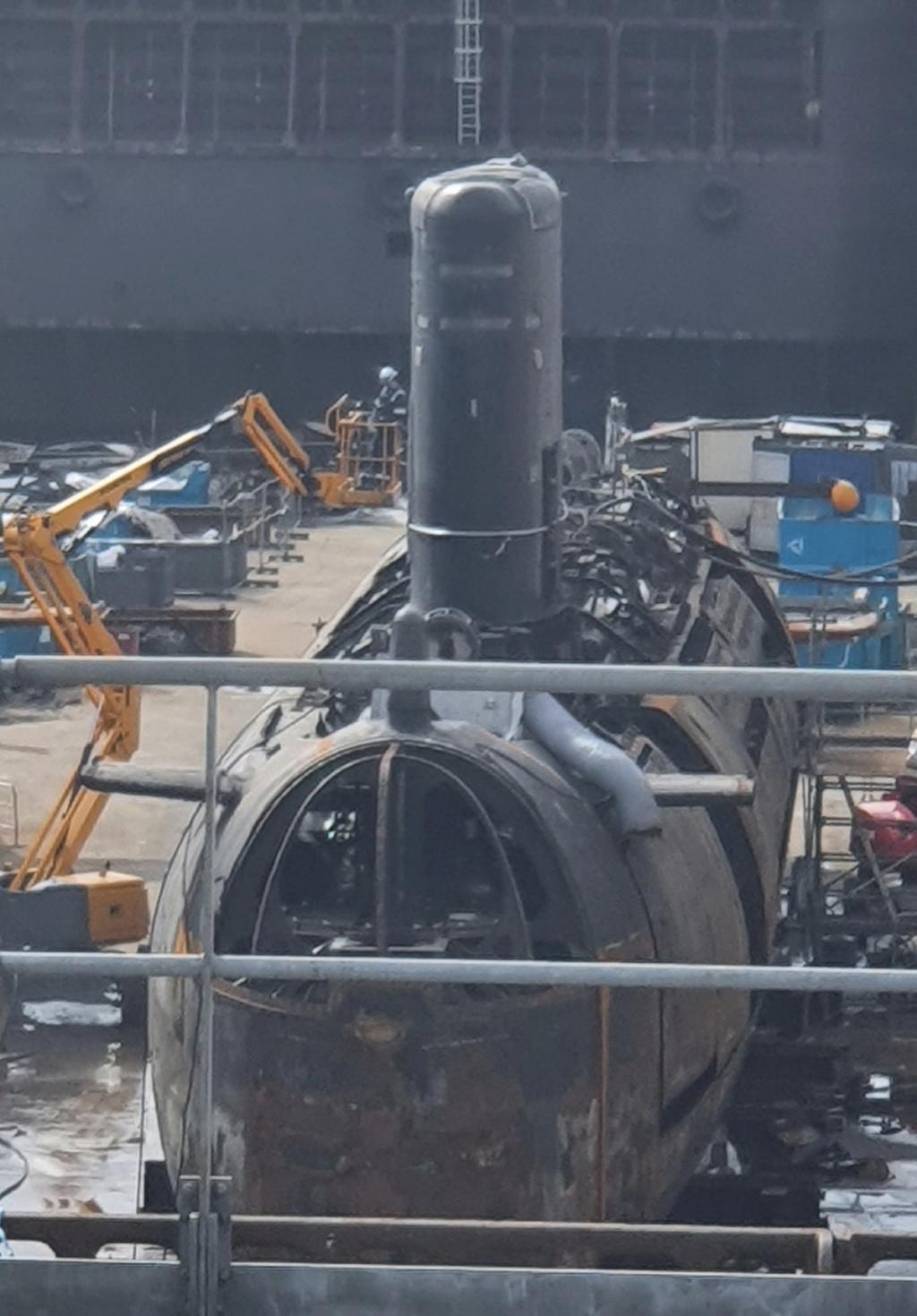 [Autre sujet Marine Nationale] Démantèlement, déconstruction des navires - TOME 2 - Page 14 2021-018
