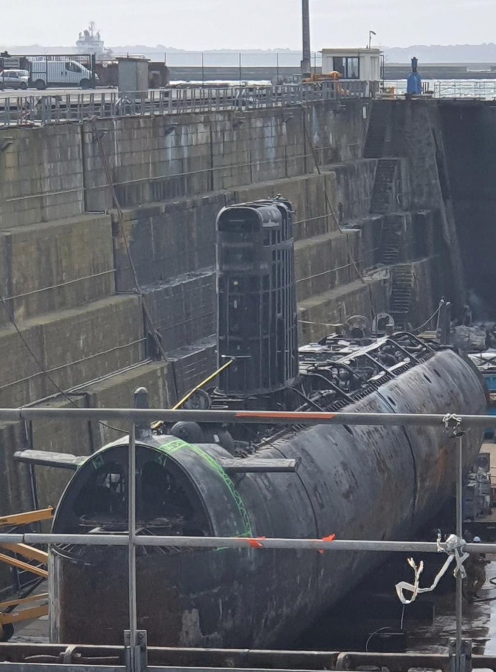 [Autre sujet Marine Nationale] Démantèlement, déconstruction des navires - TOME 2 - Page 14 2021-019