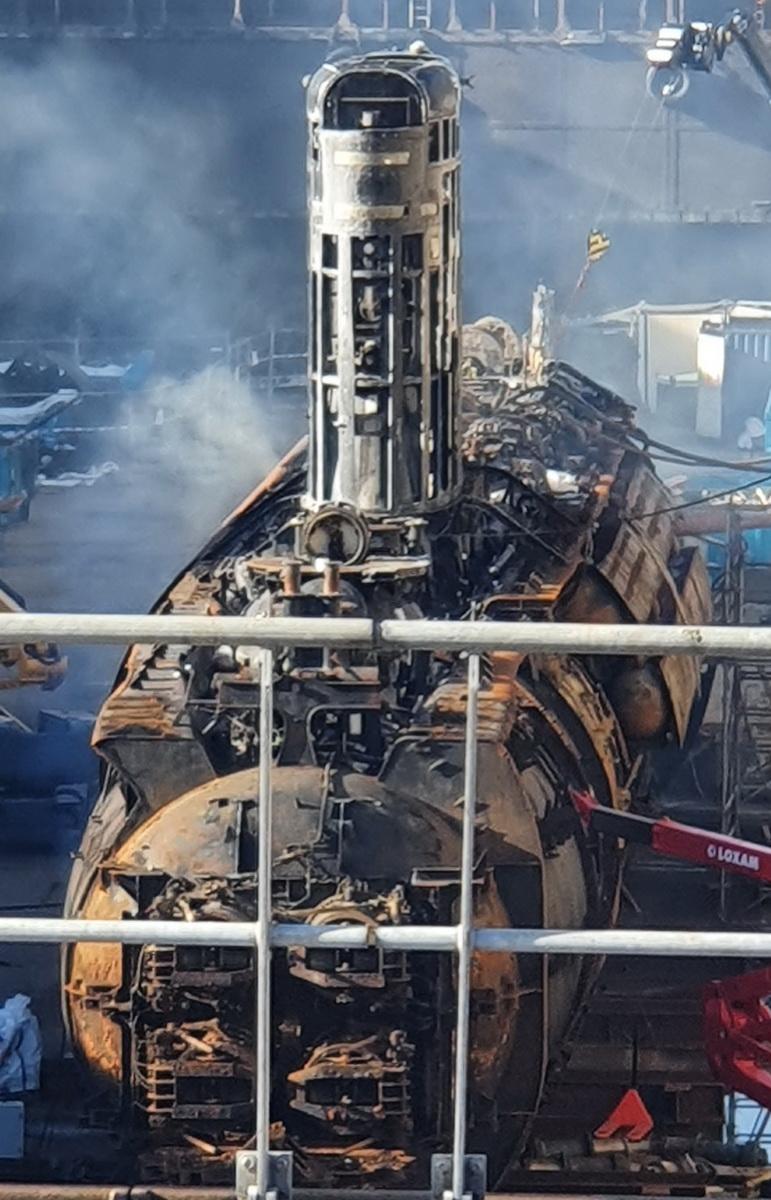[Autre sujet Marine Nationale] Démantèlement, déconstruction des navires - TOME 2 - Page 15 2021-024