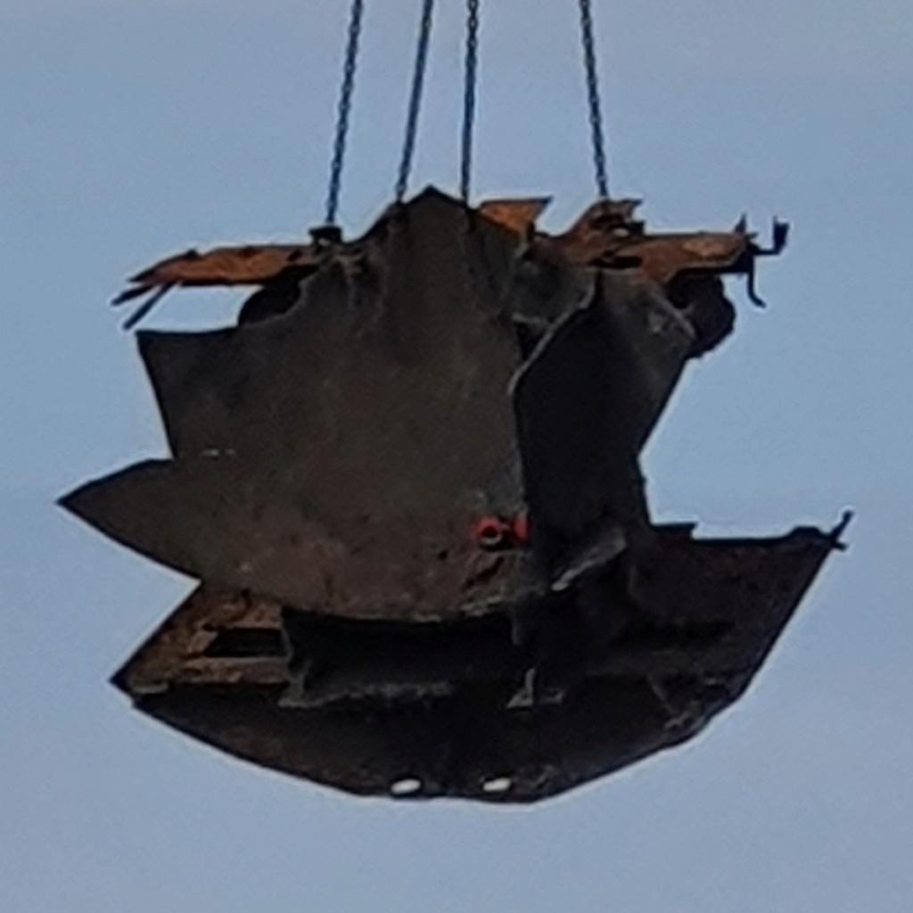 [Autre sujet Marine Nationale] Démantèlement, déconstruction des navires - TOME 2 - Page 19 2021-055