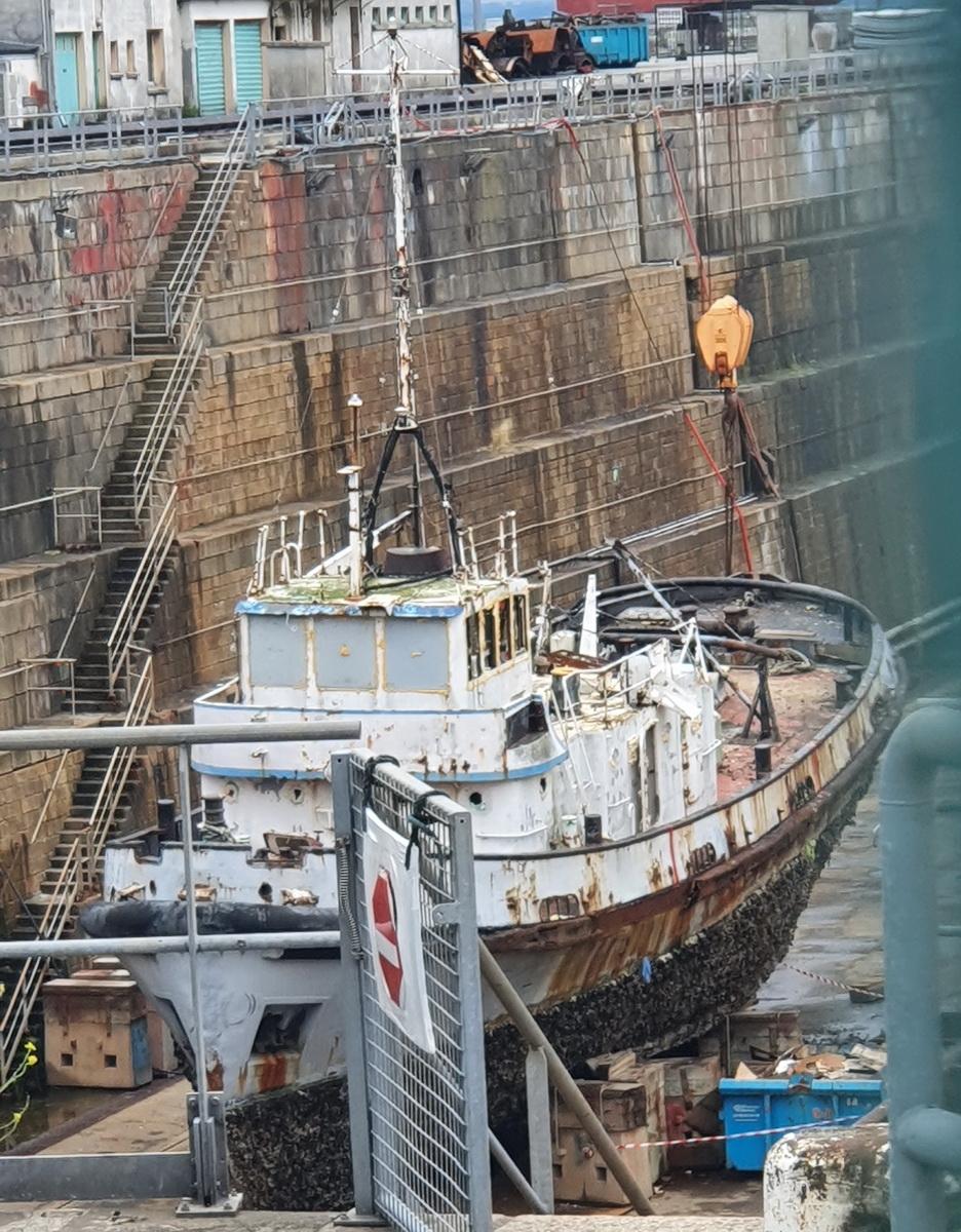 [Autre sujet Marine Nationale] Démantèlement, déconstruction des navires - TOME 2 - Page 21 2021-059