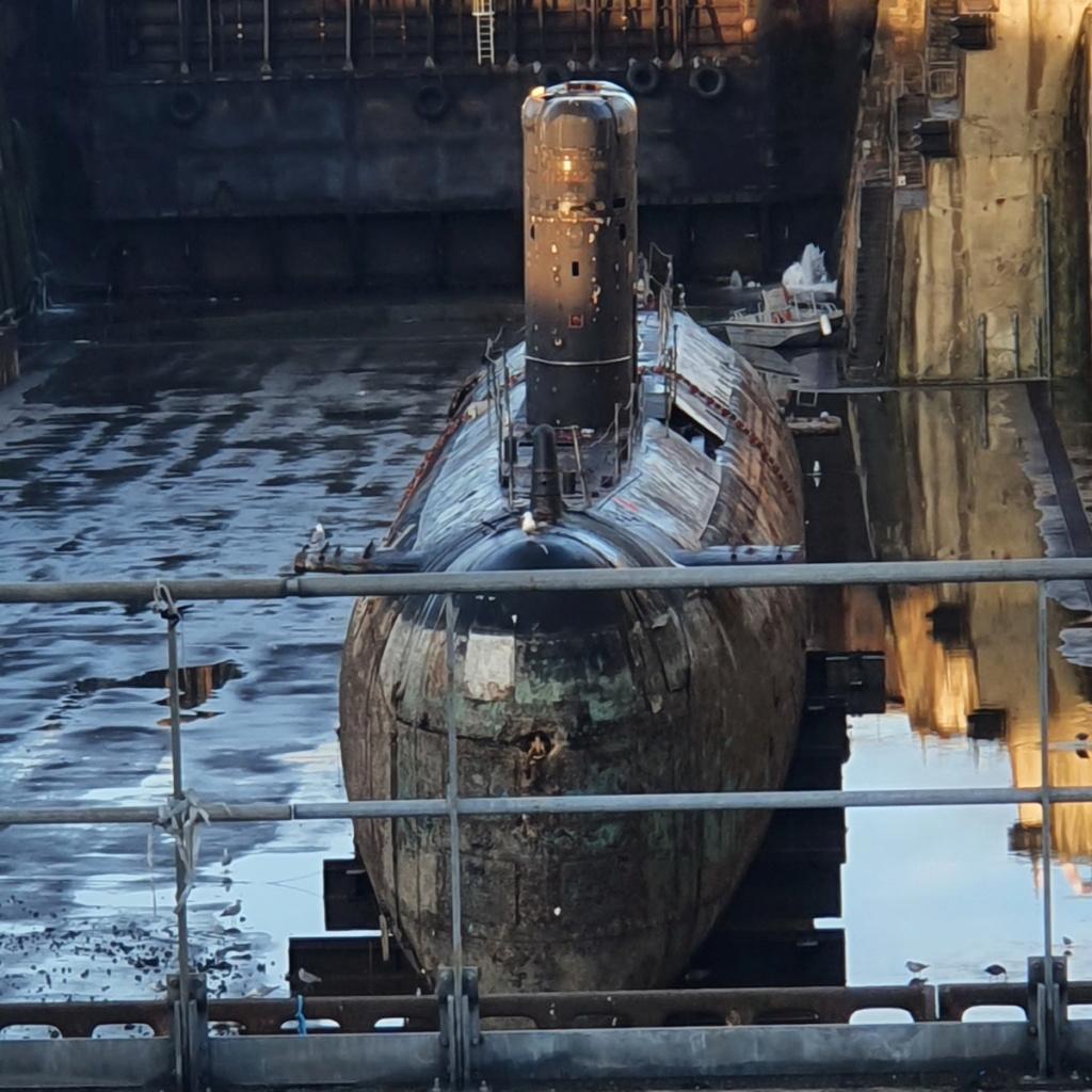 [Autre sujet Marine Nationale] Démantèlement, déconstruction des navires - TOME 2 - Page 23 2021-062