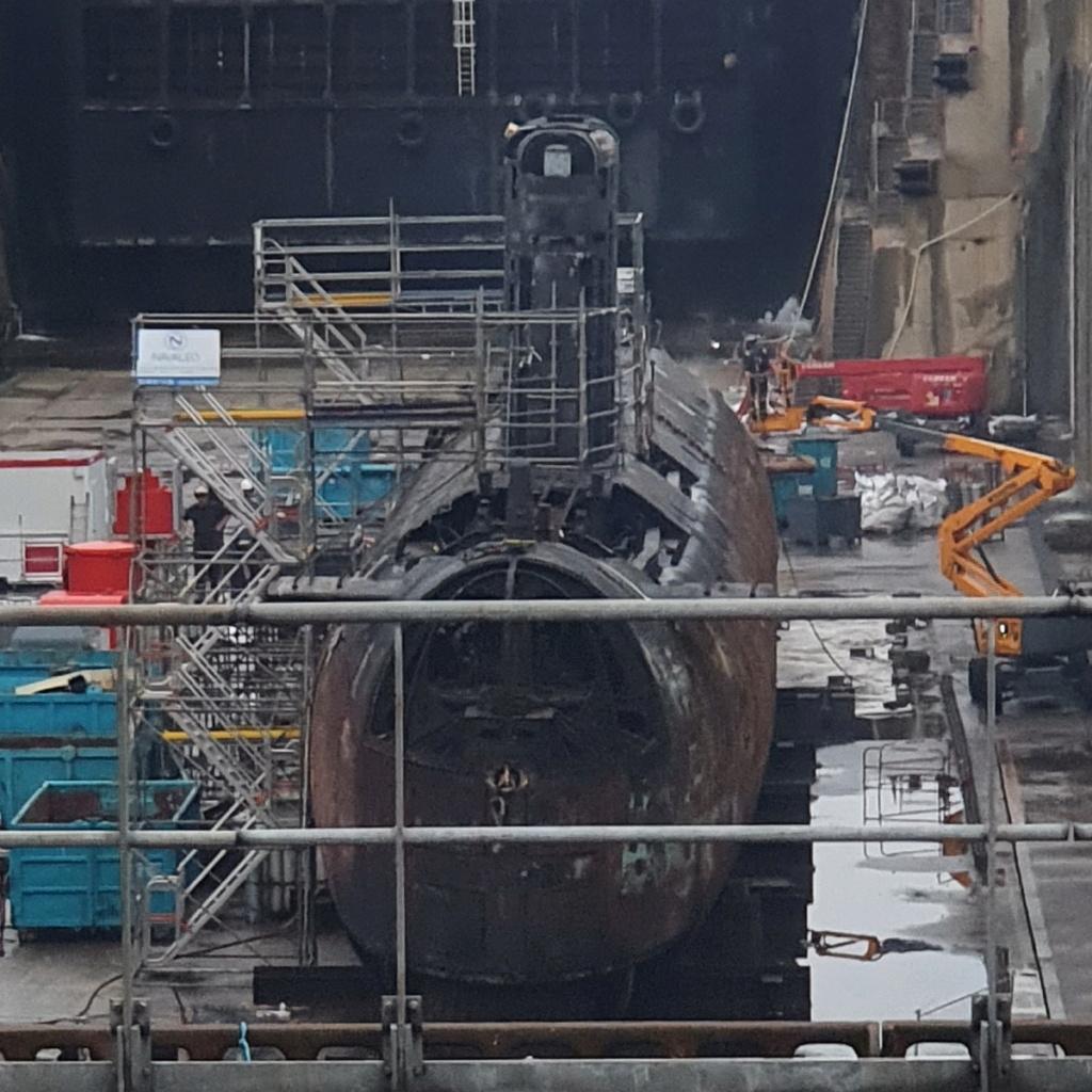 [Autre sujet Marine Nationale] Démantèlement, déconstruction des navires - TOME 2 - Page 26 2021-110
