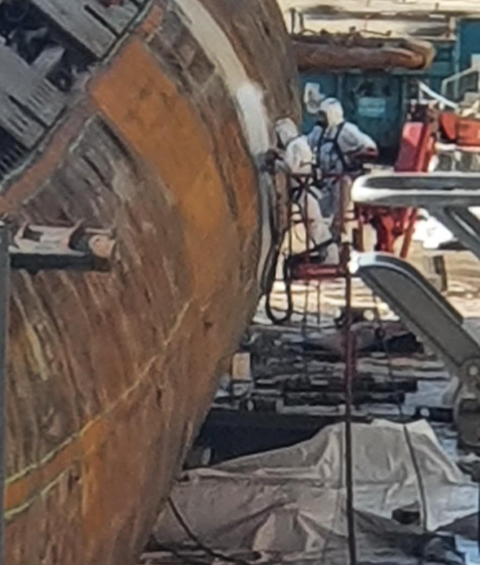 [Autre sujet Marine Nationale] Démantèlement, déconstruction des navires - TOME 2 - Page 27 2021-111