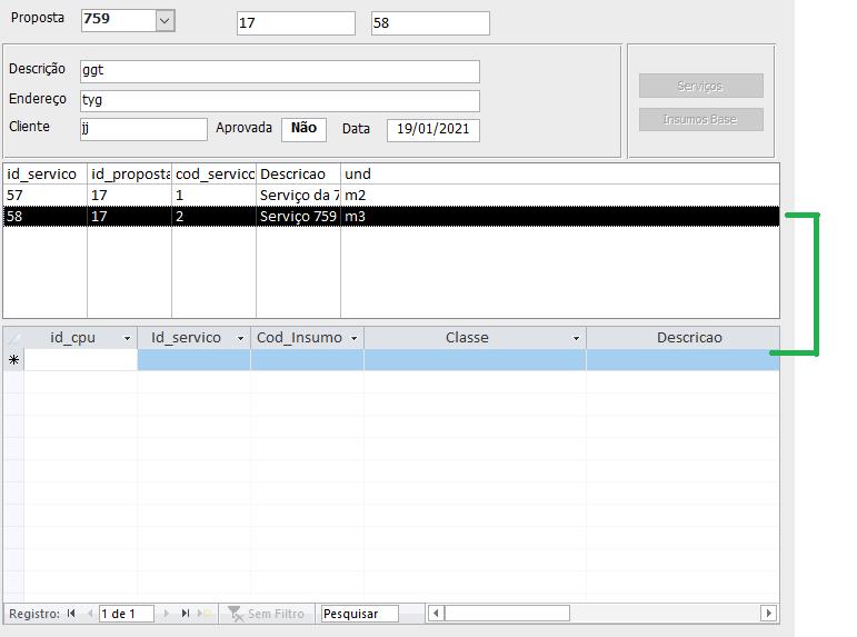 [Resolvido]Vincular subformulário a caixa de listagem Print11