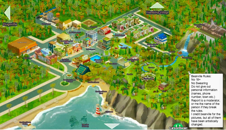 Favourite area in Bearville? Evrtco10