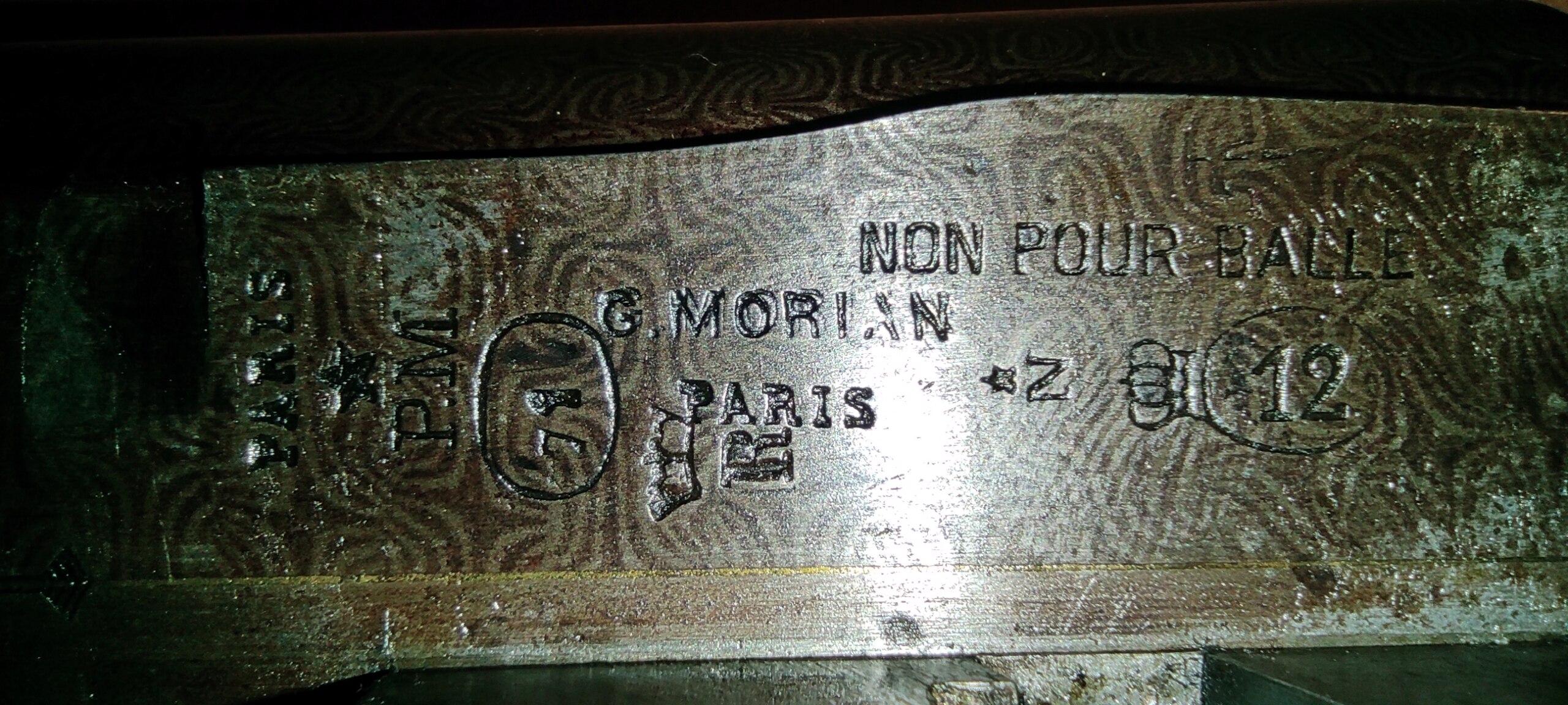 G Morian Identification 16191115