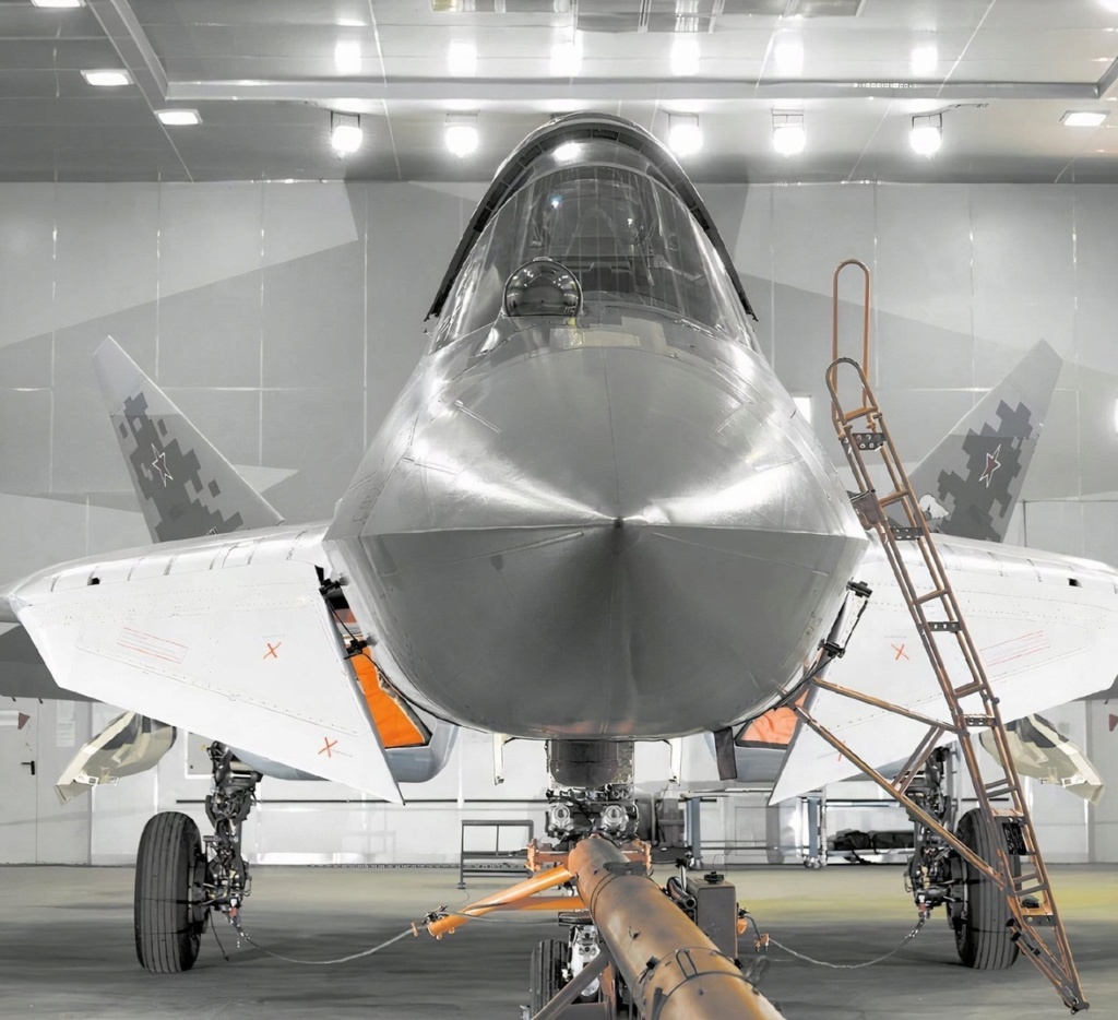 Su-57 Stealth Fighter: News #7 - Page 37 98061010