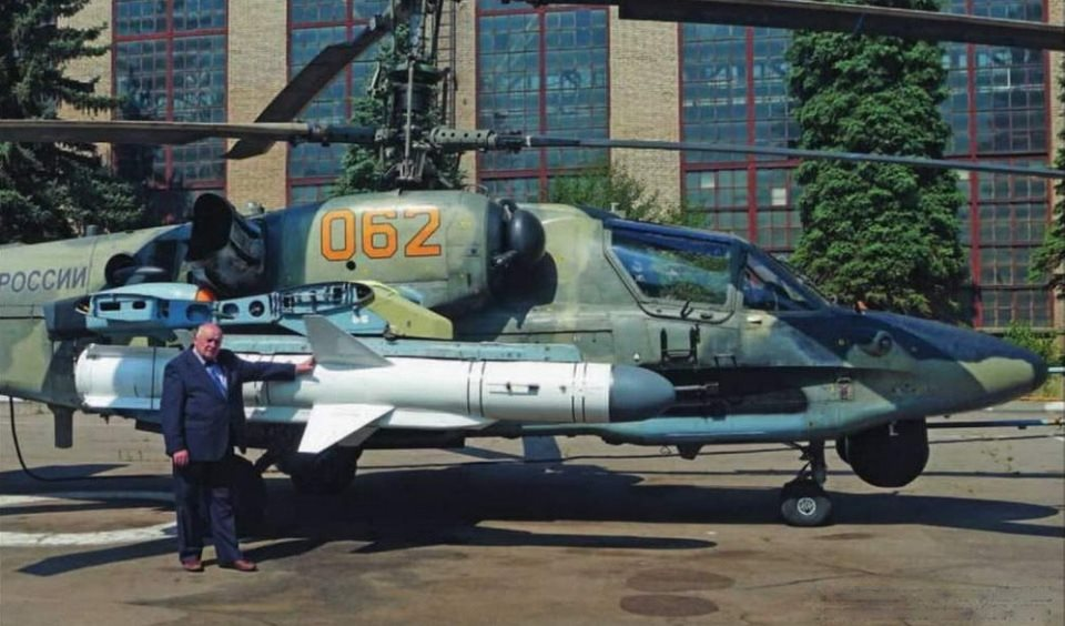 Ka-52K for Russian Navy - Page 4 Asmkh310