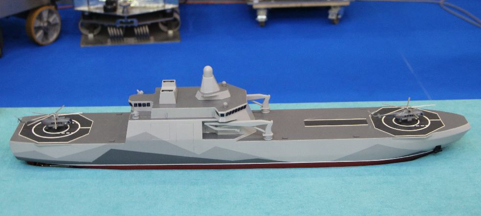 Auxilliary vessels, Special-purpose and minor naval ships - Page 20 Husky-10