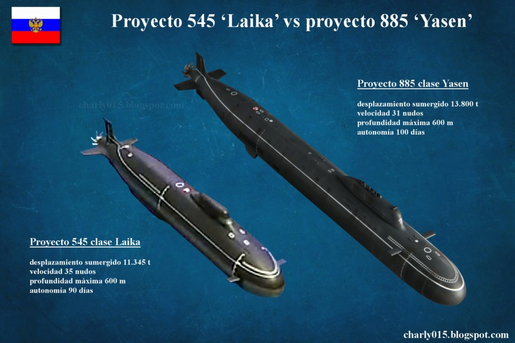 Project 885: Yasen class #2 - Page 10 Laika-10