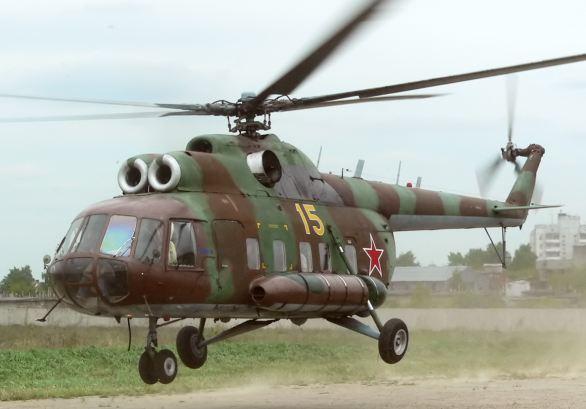 Mi-8/17, Μi-38, Mi-26: News - Page 15 Mi-8ps10