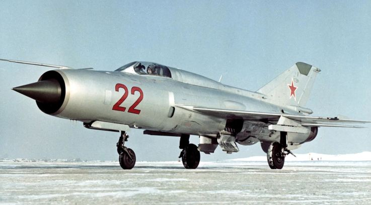 Fate of Russia's old birds. - Page 6 Mig-2111