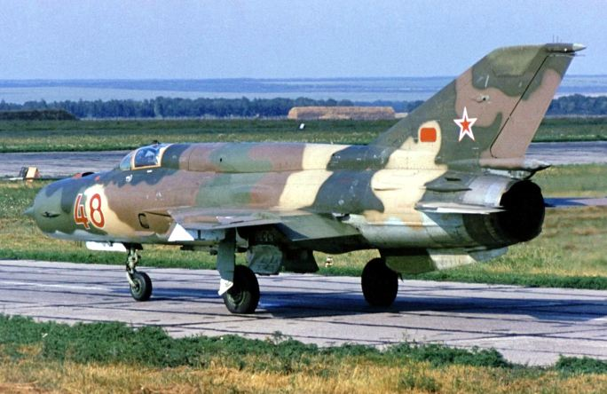 Fate of Russia's old birds. - Page 6 Mig-2116