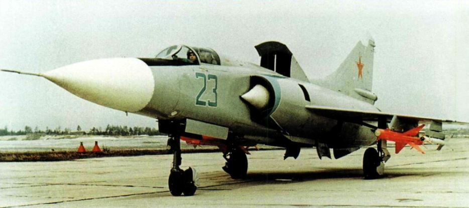 Fate of Russia's old birds. - Page 6 Mig23p10