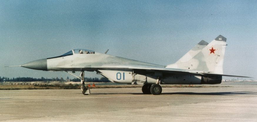 Fate of Russia's old birds. - Page 6 Mig29-11