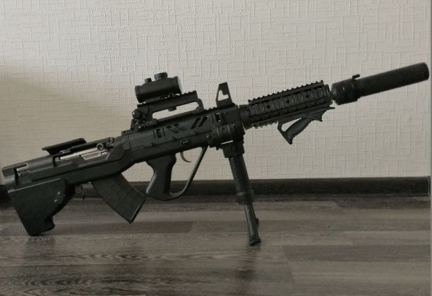 Russian Assault Rifles/Carbines/Machine Guns Thread: #2 - Page 15 Sks-bu10