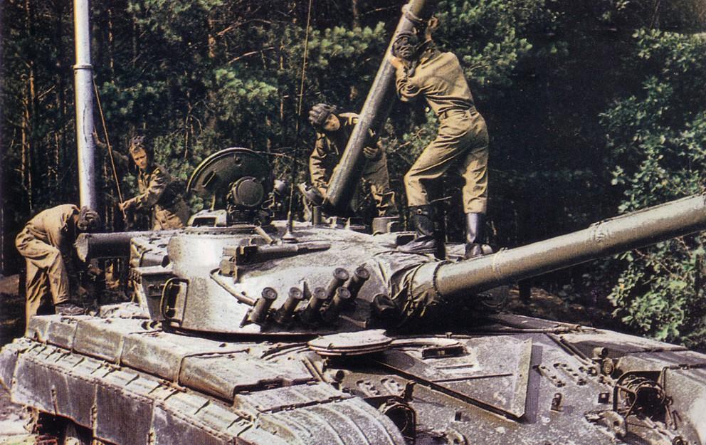 T-72 ΜΒΤ modernisation and variants - Page 27 Snorkl11