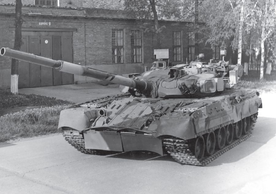 The T-80s future in the Russian Army - Page 13 T-80u-10