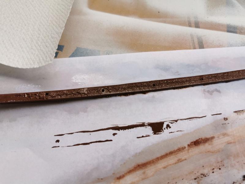 Graupner Chris Craft Constellation Baubericht von Andi Img_2033