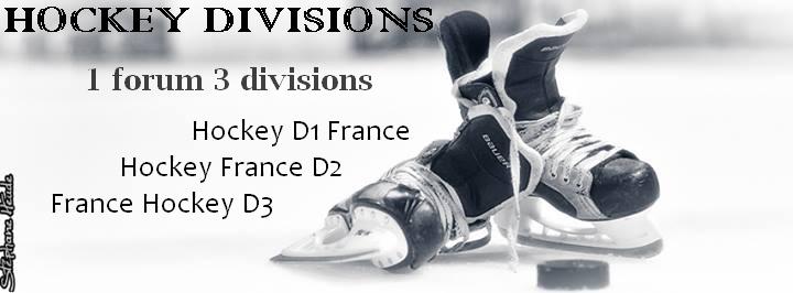 Hockey Divisions