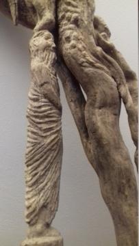 Sculpture sur bois flotte 20200510