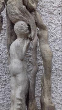 Sculpture sur bois flotte 20200712