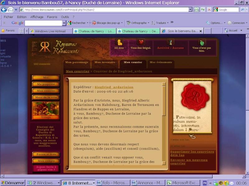 Allégeances de la noblesse Lorraine à la Duchesse Bambou - Page 2 Allage10