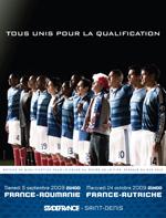 [foot] match France-Roumanie au Stade de France Foot10