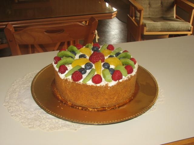 gâteau au fromage marbré Gateau10