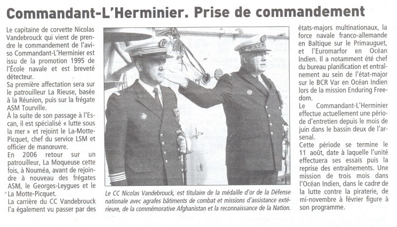 COMMANDANT L'HERMINIER (AVISO) Cdt_h11
