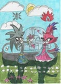 Sonic X-Mes Dessins-Divers Pairings-G Silver10