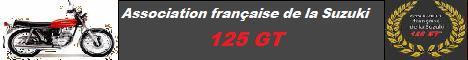 Association française de la Suzuki 125 GT