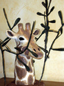 Galerie Fabie (Gabon) Girafe10