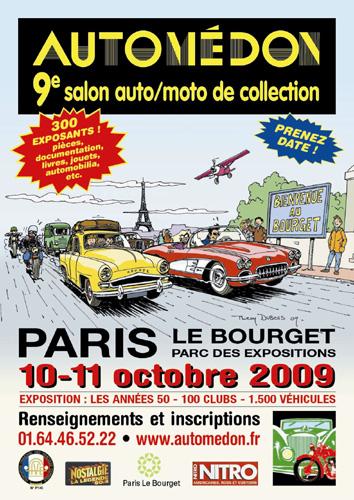 Automédon 2009 Affich11