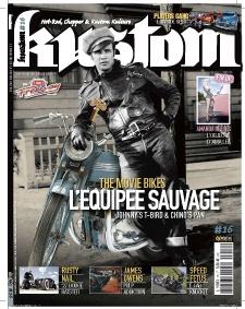 kustom magazine Couv-k10
