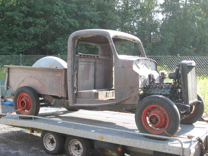 36' Ford Pick up Img_0922