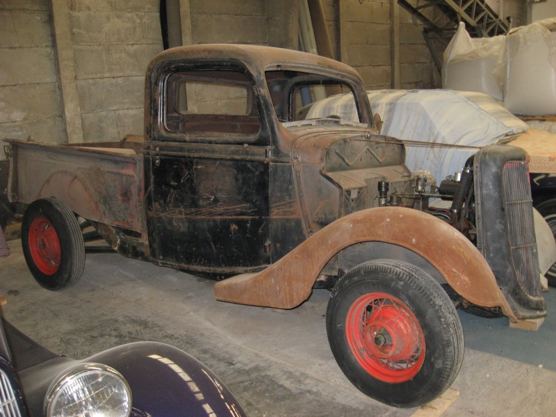 36' Ford Pick up Img_1011